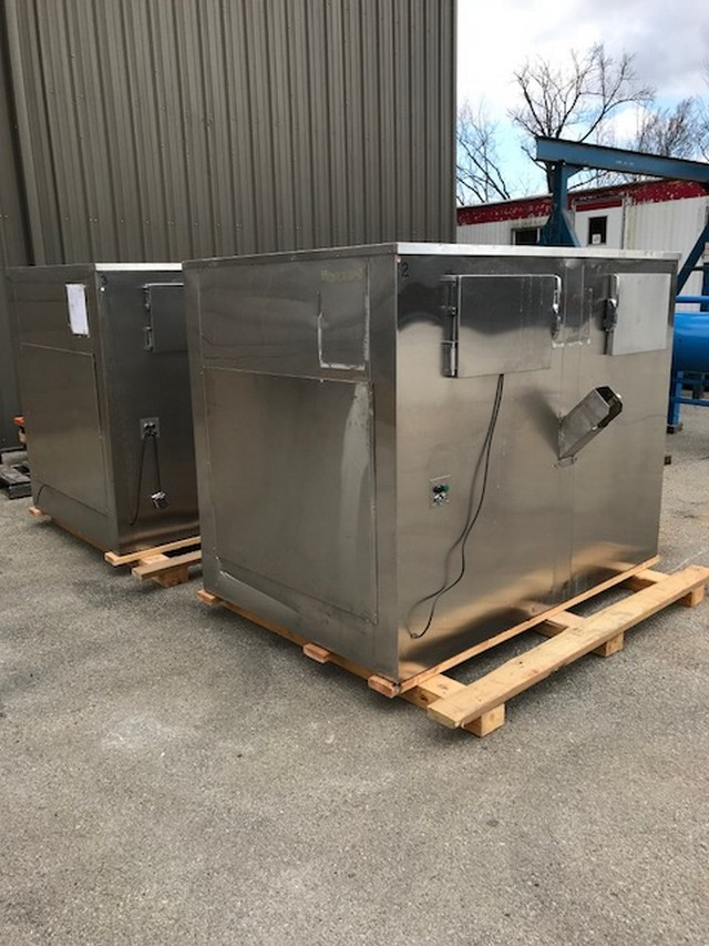Used Ice Machine >> Used Ice Equipment Ice Makers Packaging Bagging Storage