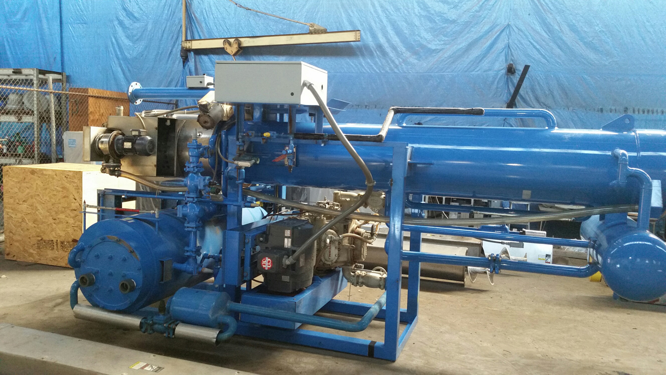 Used Ice Equipment - Ice Makers, Packaging, Bagging, Storage