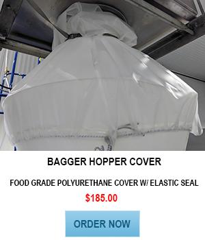 Bagger Hopper Cover