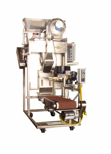 Matthiesen Magic Finger Bagger - Packaging System