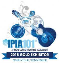 Featured at IPIA in Nashville – November 2018