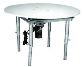 Matthiesen Rotating Table