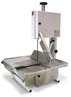 Clinebell ½ HP Table Top Band Saw for Ice Blocks