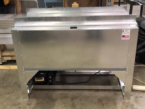 Clinebell CI-4 Block Ice Maker