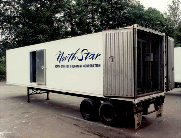 North Star Ice Containerized Plants Buffer Tanks
