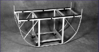 Clinebell Tilt Cart