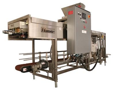 Hamer 540 Form Fill and Seal Bagger